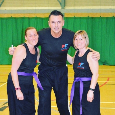 Matt Fiddes Farringdon visit