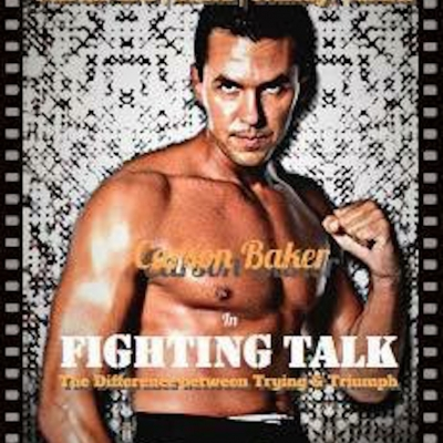 Matt Fiddes Fighting talk the movie