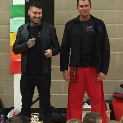 Matt Fiddes Shane Lynch Torquay