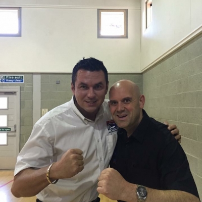 Matt Fiddes Steve James