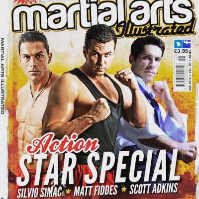 Matt Fiddes cover star