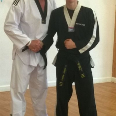 Matt Fiddes in Taunton