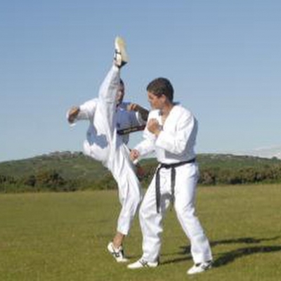 Matt Fiddes in action Exmoor